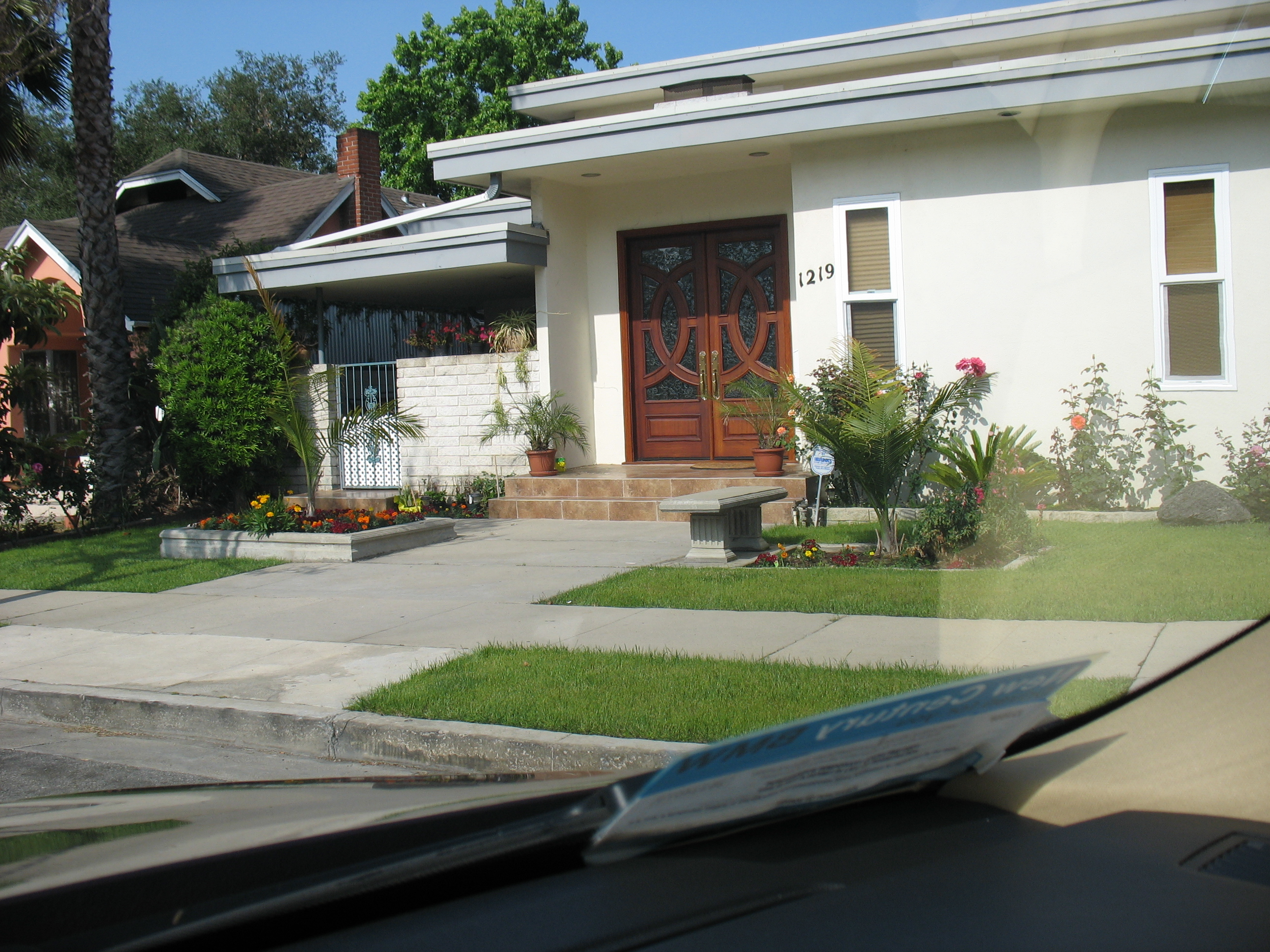 ... AAW ENRTY DOOR ON A HOUSE IN GLENDALE & Replacement custom new home windows \u0026 doors in Los Angles-Intex ... Pezcame.Com