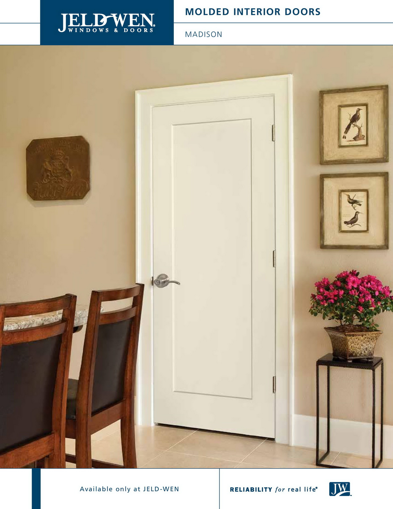 Jeld Wen Monroe Interior Door
