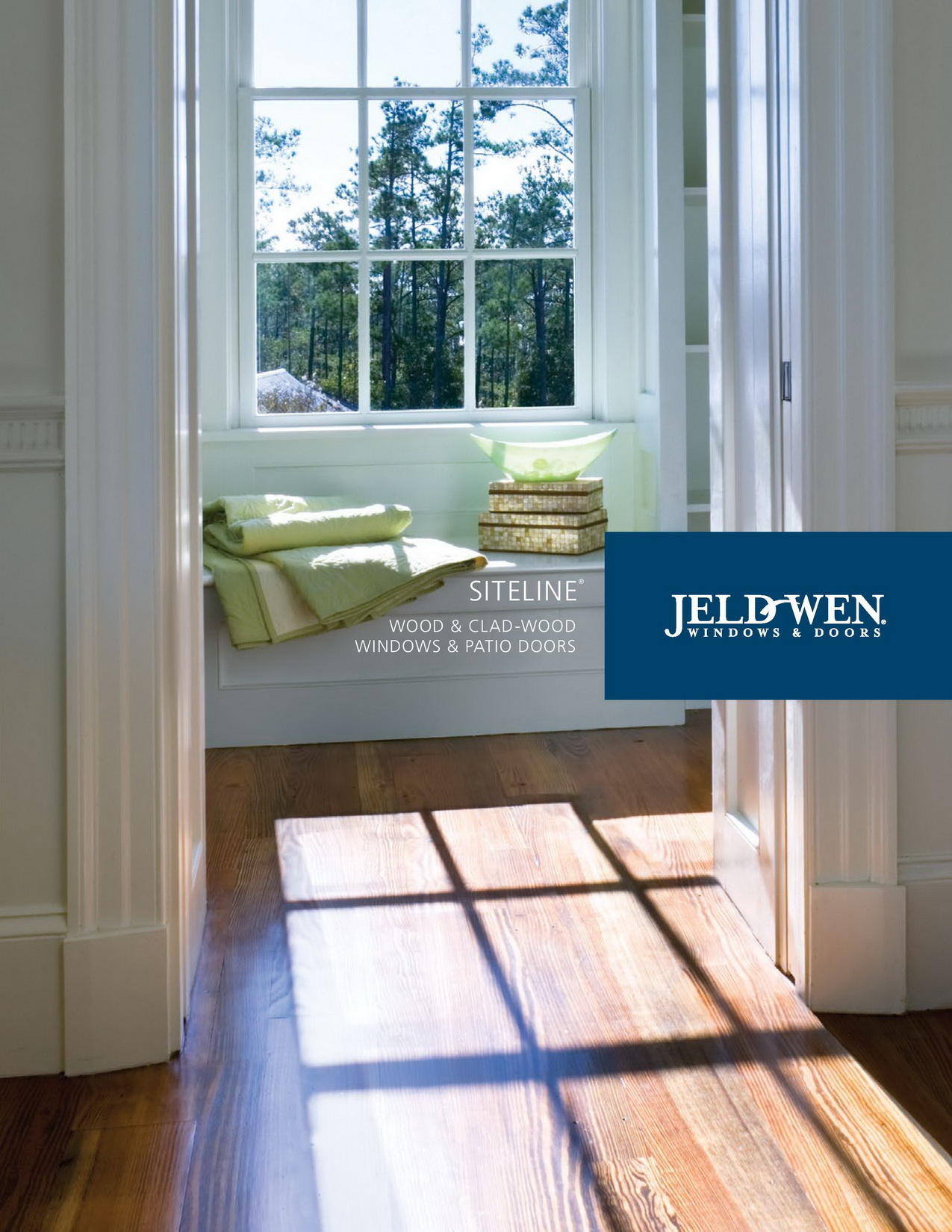 Jeld Wen Siteline Windows and Patio Doors