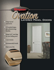 Simpson Ovation Doors