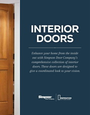 Simpson Wood Stain Grade Interior Doors
