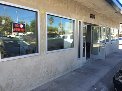 commercial glass doors los angeles