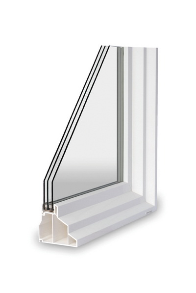 milgard triple glass windows